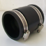 Flexible Rubber Pipe Connector for Pipes 55mm to 63mm - 54001572